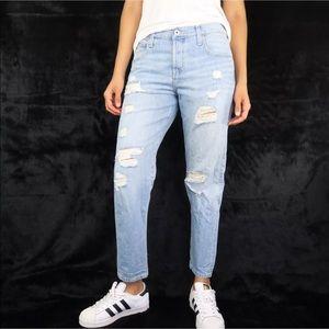 Lucky Brand Women's Dylan Boyfriend Jeans